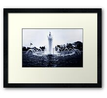 WW2 Memorial - Washington D.C Framed Print