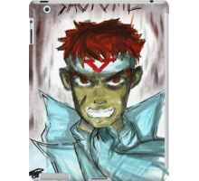Anger Is a Weapon iPad Case/Skin