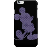 Haunted Mansion Mickey iPhone Case/Skin