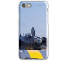 Flying Back iPhone Case/Skin