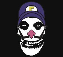 Misfit Waluigi Kids Clothes