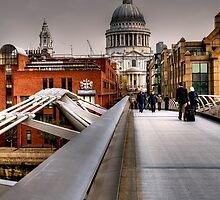 Millenium Bridge by Sarah  Dawson