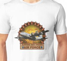 Air Force Cargo- Support Our Troops Unisex T-Shirt