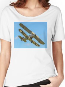 Hawker Hind K5414/XV G-AENP Women's Relaxed Fit T-Shirt