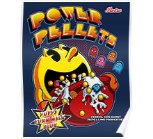 Power Pellets Poster