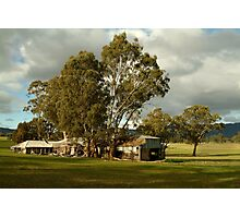 Wartook Valley,Grampians Photographic Print