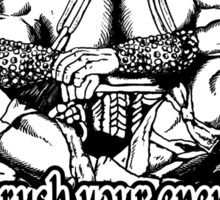 Barbarian Sticker