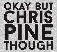 Chris Pine by eheu