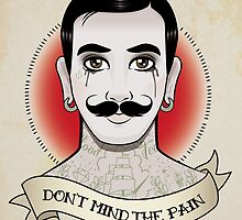 I Don't Mind the Pain by Cale Lobba