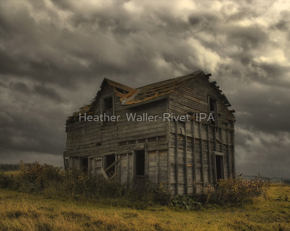 Time Stood Still by Heather  Waller-Rivet  IPA