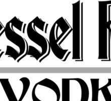 Kessel Run Vodka Sticker