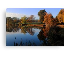 Hillsborough Lake Canvas Print
