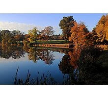 Hillsborough Lake Photographic Print