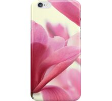 Magnolia Flowers iPhone Case/Skin