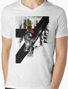 Grifter Mens V-Neck T-Shirt