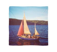 Red Sails In Broad Daylight ~ Loch Ness Scarf
