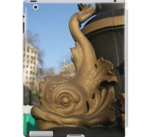 The gold fish iPad Case/Skin