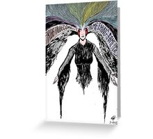 Free to be 1 Greeting Card