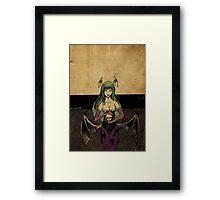 Moriggan Framed Print