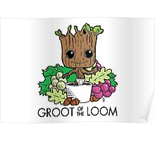 Groot of the Loom Poster