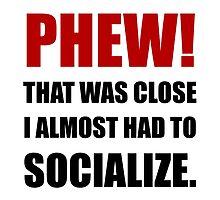 Phew Socialize by AmazingMart
