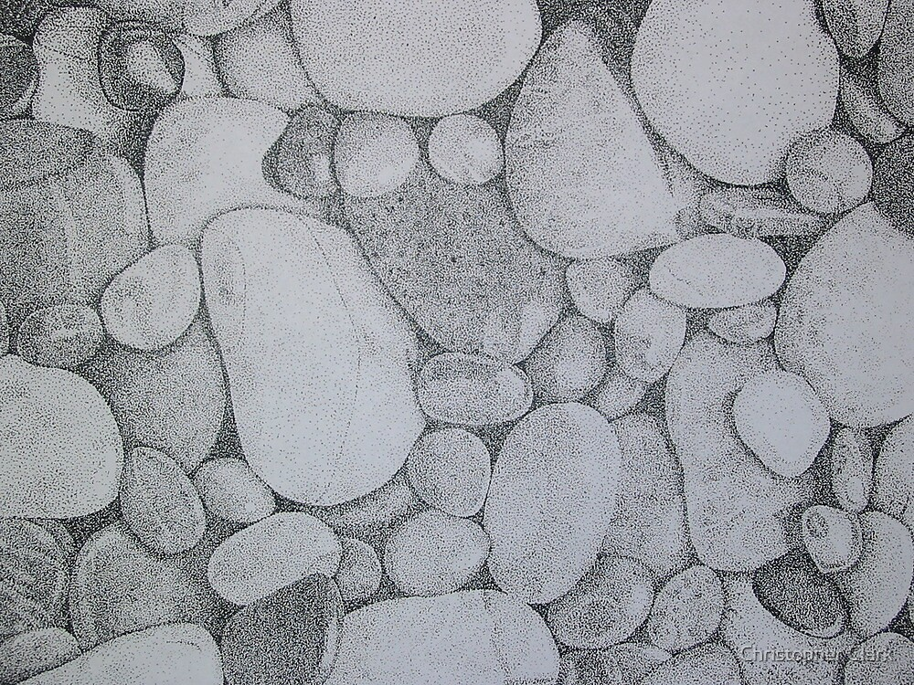 Stones 2 by Christopher Clark