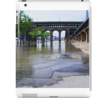 Mississippi River Flood Waters iPad Case/Skin