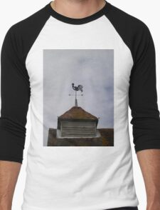 Weather Vane Men's Baseball ¾ T-Shirt