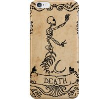 Mermaid Tarot: Death iPhone Case/Skin
