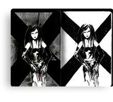 X-23 Canvas Print