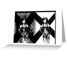 X-23 Greeting Card