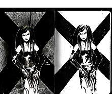 X-23 Photographic Print