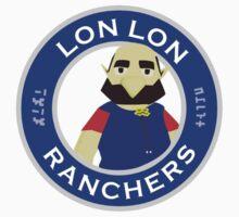 Lon Lon Ranchers One Piece - Short Sleeve