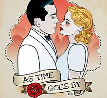 As Time Goes By  by Cale Lobba