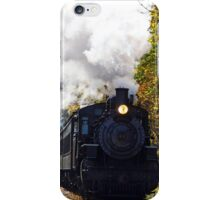 Full Steam Ahead iPhone Case/Skin