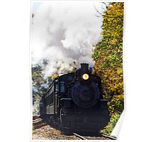 Full Steam Ahead Poster