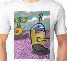 world ruled by robots  Unisex T-Shirt