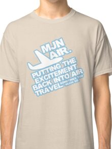 Putting the excitement back into air travel Classic T-Shirt