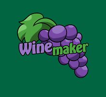 Wine maker Womens Fitted T-Shirt