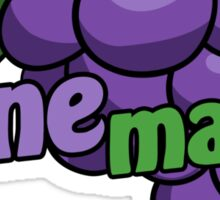 Wine maker Sticker
