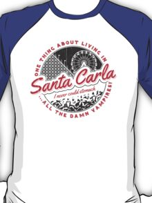 Living in Santa Carla T-Shirt