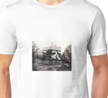 The House At Cedar Bank, circa 1905 Unisex T-Shirt