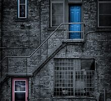 421 ~ Almost Urban by Jigsawman