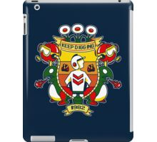 Just Keep Digging iPad Case/Skin