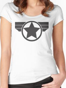 Super Soldier Women's Fitted Scoop T-Shirt