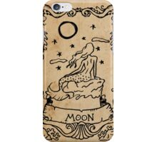 Mermaid Tarot: The Moon iPhone Case/Skin