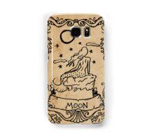 Mermaid Tarot: The Moon Samsung Galaxy Case/Skin