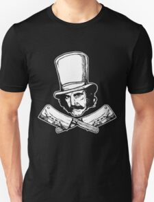The Butcher (purist Black and White version) T-Shirt