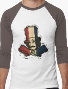 The Butcher Color Version Men's Baseball ¾ T-Shirt