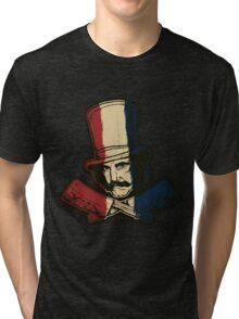The Butcher Color Version Tri-blend T-Shirt